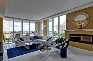 Fort Lauderdale Real Estate Luxury Condo for Sale in Sapphire High Rise
